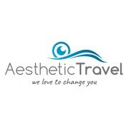 Aesthetic Travel Logo