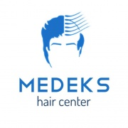 Medeks Hair Center Logo